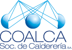 Coalca Industrial boilermaking Madrid (Spain). Metal formworks for concrete precast structures. Industrial and civil engineering Spain